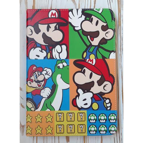 Чехол Mario&Luigi для iPad 2/3/4