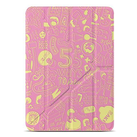 OZAKI O!coat Relax 360° for iPad Air 2 - Pink