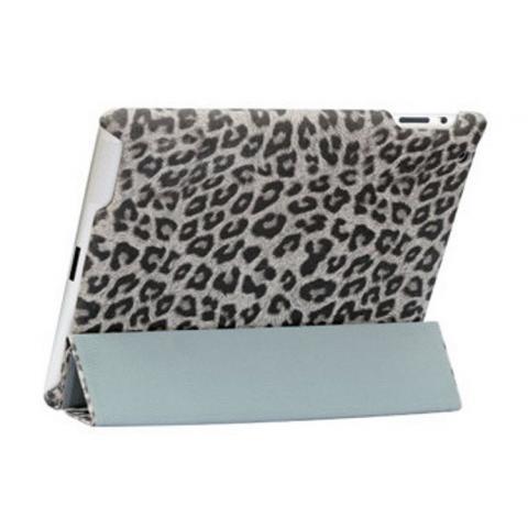 Чехол Nuoku Royal для iPad 2/iPad 3/iPad 4 - grey