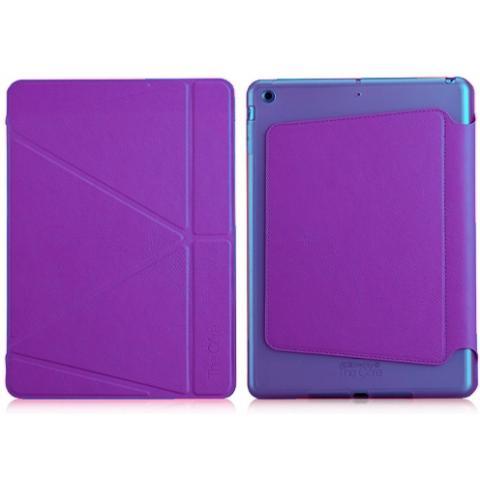Чехол IMAX Smart Case для iPad Air - Фиолетовый
