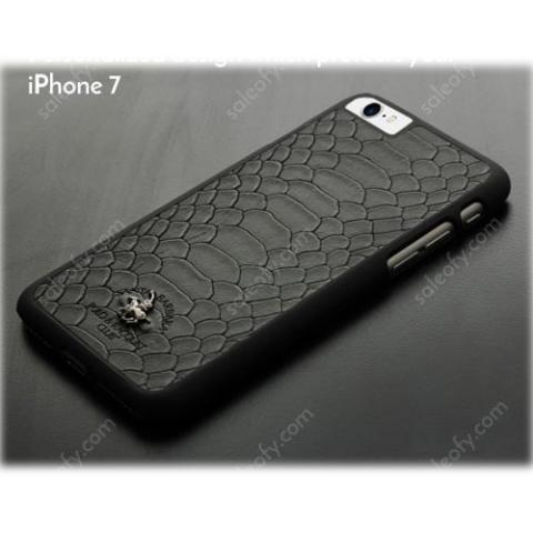 Чехол-накладка для iPhone 7 Plus Santa Barbara Knight - Black