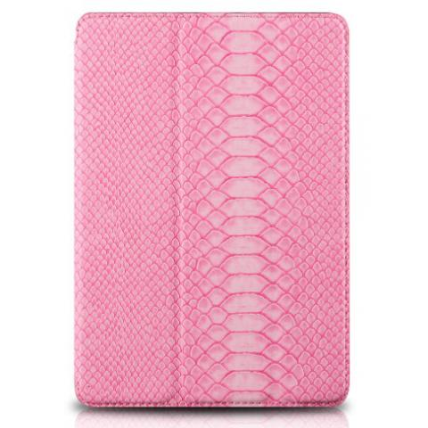 Verus Snake Leather Case для iPad mini/mini 2/mini 3 - Pink + пленка в подарок
