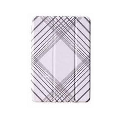 "ЭКСКЛЮЗИВ!!!Элегантный чехол Miracase Veins III Folio для iPad 9.7"" (2017/2018) - белый"