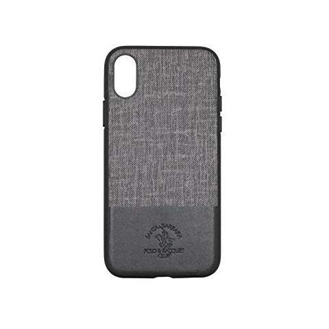 Чехол POLO Virtuozo Protective Case для iPhone XS Max Black