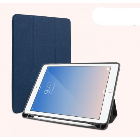"Чехол Mutural для iPad 7 10.2"" (2019) - Dark Blue"