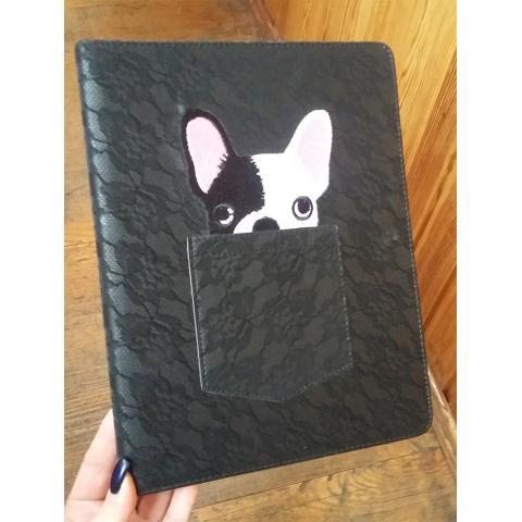Чехол для iPad 4/ iPad 3/ iPad 2 - Dog