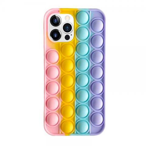POP IT Case для iPhone XR Pink
