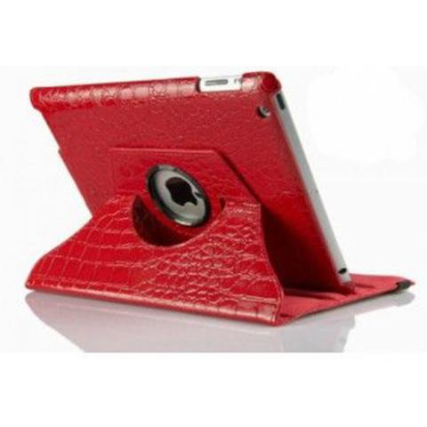 Чехол 360° Rotating Stand/Case для iPad 4/ iPad 3/ iPad 2 - Бордовый