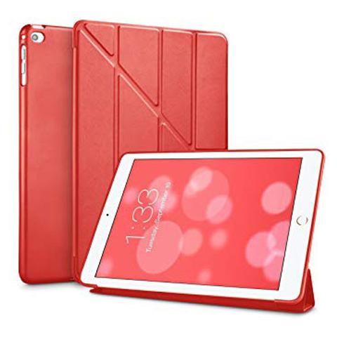 "Чехол Y-type Case (PU Leather + Silicone) для iPad 9.7"" (2017/2018) Red"