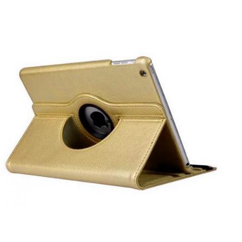 Поворотный чехол 360° Rotating Case для iPad Air 2 - Gold