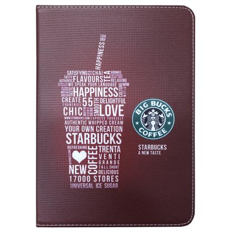 Чехол Print Case для iPad Air - Coffee