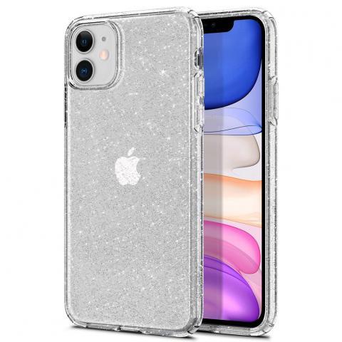 Силиконовый чехол Rock Pure для iPhone 11 - Silver