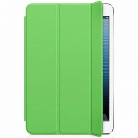 Apple Smart Case Polyurethane для iPad Mini/ Mini 2/ Mini 3 - Green