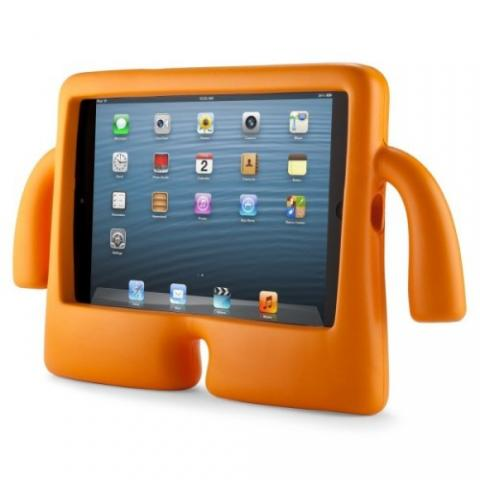 Чехол Speck iGuy для iPad Air - orange