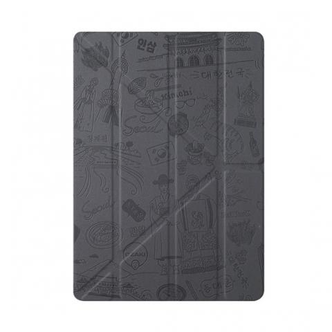 OZAKI O!coat-Travel Seoul for iPad Air Dark Grey (OC111SO)