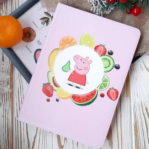 Чехол Print Case для iPad Air - Peppa