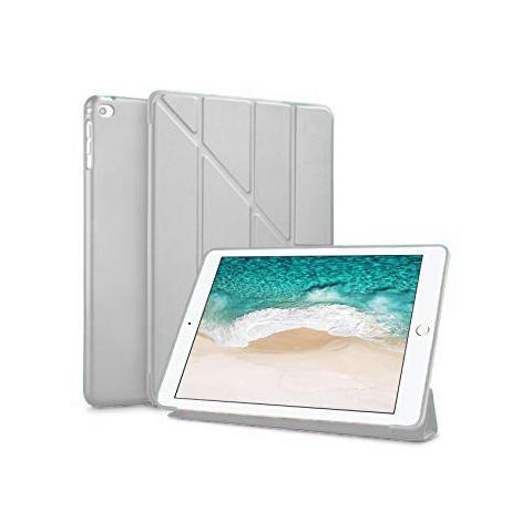 Чехол Y-type Case (PU Leather + Silicone) для iPad 4/ iPad 3/ iPad 2 Grey