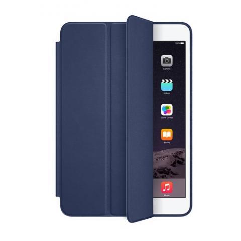 Apple Smart Case для iPad 2/3/4 Dark Blue (Hi-copy)