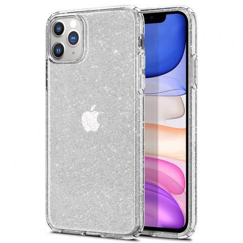 Силиконовый чехол Rock Pure для iPhone 11 Pro Max - Silver