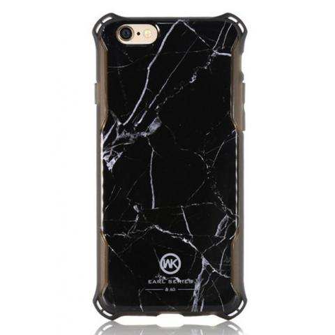 Чехол-накладка для Apple iPhone 7 WK Earl Lightning - Black