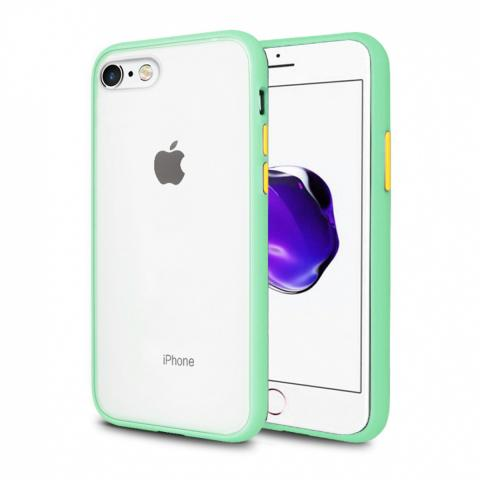 Противоударный чехол AVENGER для iPhone 6/6S - Mint/Yellow