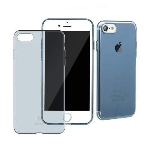 Чехол-накладка для Apple iPhone 7 Baseus Simple - Blue