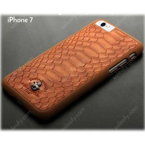 Чехол-накладка для iPhone 7 Plus Santa Barbara Knight - Brown
