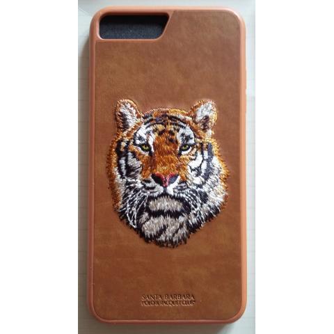 Чехол-накладка для iPhone 7 Plus Santa Barbara Savanne - Brown