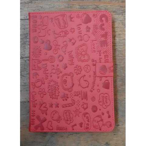 Чехол CUTE для iPad Mini/ Mini 2/ Mini 3 Red