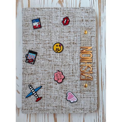 Чехол Fashion для iPad Air 2 Beige