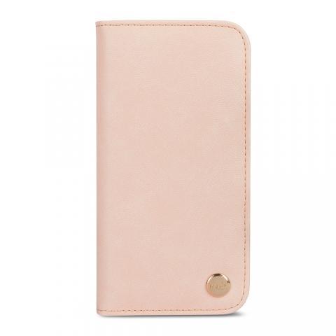 Чехол-книжка Moshi Overture для Apple iPhone X розовый