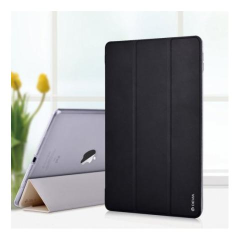 "Чехол Devia Light Grace for iPad Pro 12,9"" Black"