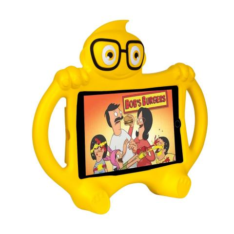"Детский чехол Cartoon для iPad 9.7"" (2017/2018) Yellow"
