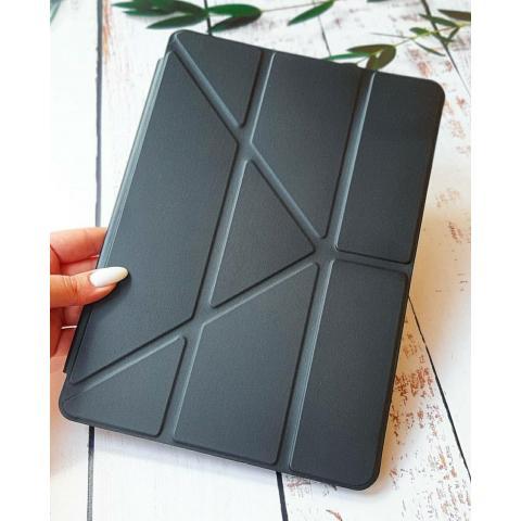 """Смарт-чехол Origami с держателем для стилуса для iPad 10.2"""" (2019/2020) Black"""