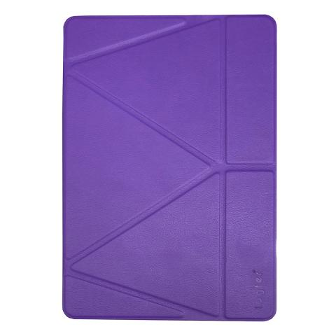 Чехол Logfer с держателем для стилуса для iPad Air - фиолетовый