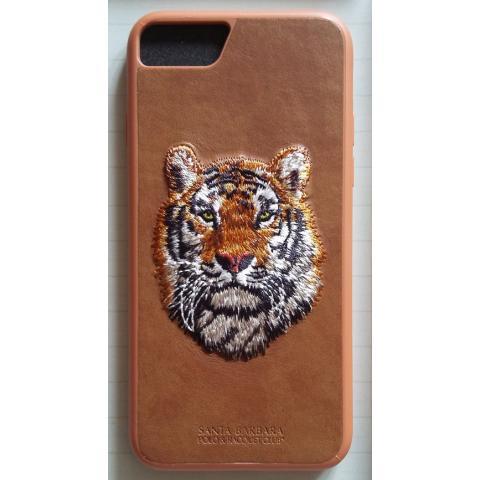 Чехол-накладка для iPhone 7 Santa Barbara Savanne - Brown