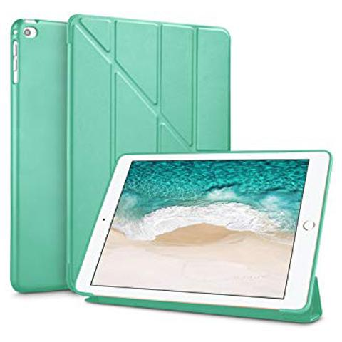 "Чехол Y-type Case (PU Leather + Silicone) для iPad 2017 10.5"" Turquoise"