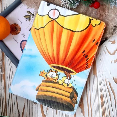 "Чехол Print Case для iPad 9.7"" (2017/2018) - Garfield"