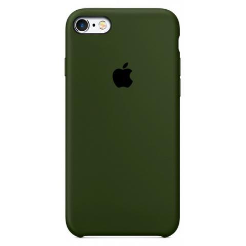 Чехол Silicone Case для iPhone 5/5S/SE - Virid