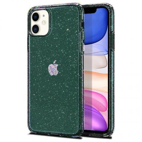 Силиконовый чехол Rock Pure для iPhone 11 - Green