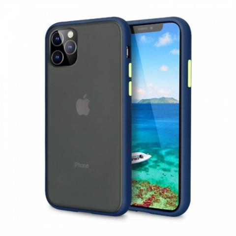 Противоударный чехол AVENGER для iPhone 11 Pro Max - Blue/Green