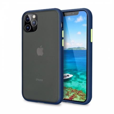 Противоударный чехол AVENGER для iPhone 12 Mini - Blue/Green