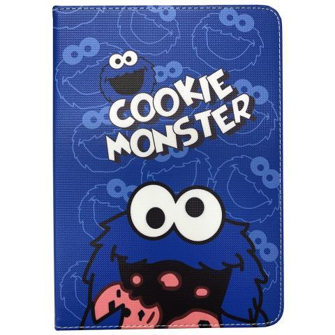 "Чехол Print Case для iPad 9.7"" (2017/2018) - Cookie Monster"