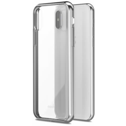 Чехол-накладка Moshi Vitros для Apple iPhone X прозрачный