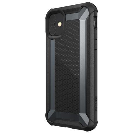 Противоударный чехол X-Doria Prime Defense Tactical для iPhone 11 Pro Max Black