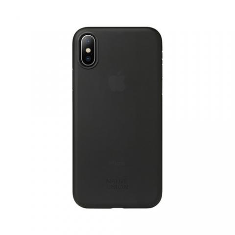 Чехол Native Union Clic Air Smoke for iPhone X (CLIC-SMO-AIR-NP17)