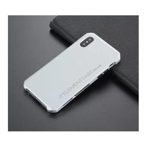 Чехол-накладка для iPhone XS Max Element Case Solace Silver