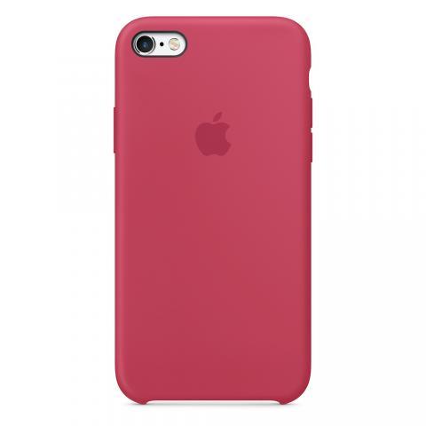 Чехол Silicone Case для iPhone 5/5S/SE - Camelia