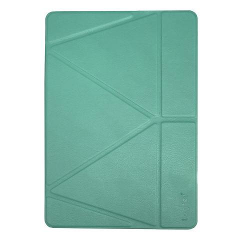 """Чехол Origami Logfer Case с держателем для стилуса для iPad Pro 12.9"""" (2020) - Бирюзовый"""