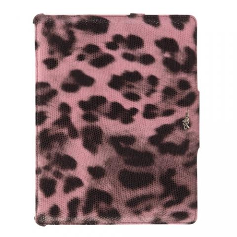 Чехол Viva Lujo Leopardo для iPad 2 pink